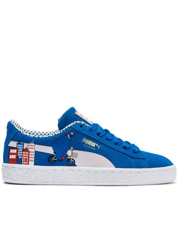 PUMA x Sesame Street 50 Youth Blue - 368923-01 - 3