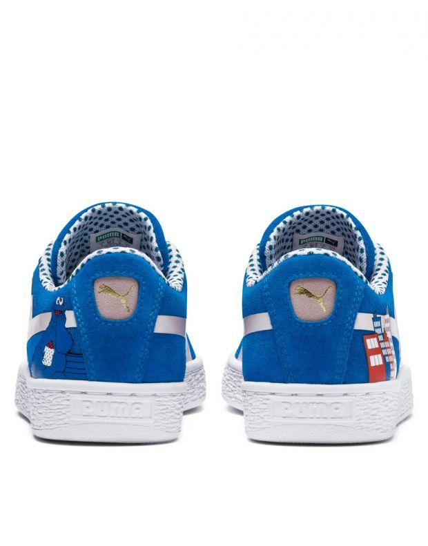 PUMA x Sesame Street 50 Youth Blue - 368923-01 - 5