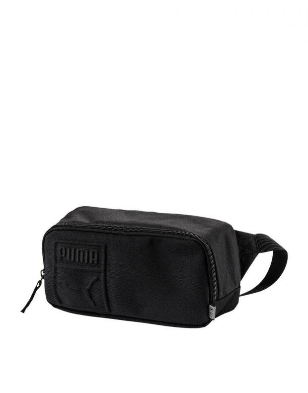 PUMA Small Waist Bag Black - 075642-01 - 1