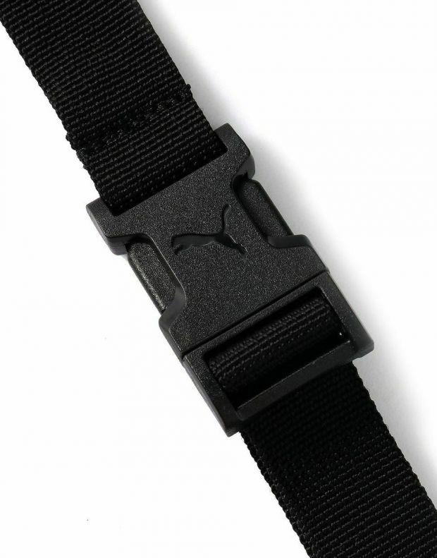 PUMA Small Waist Bag Black - 075642-01 - 6
