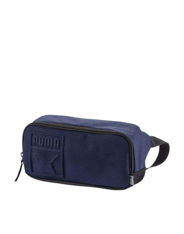 PUMA Small Waist Bag Navy - 075642-02 - 1