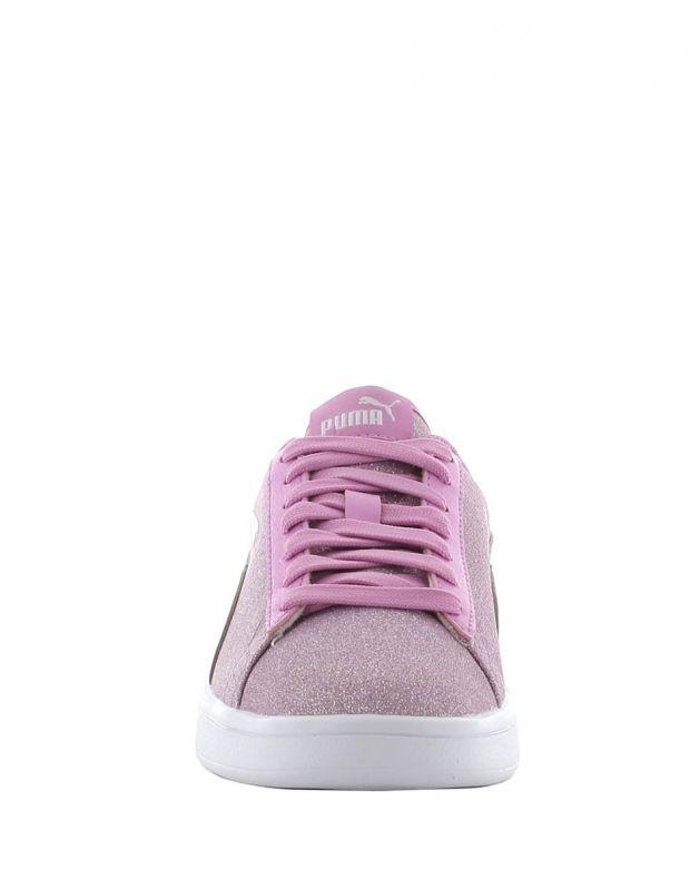 PUMA Smash V2 Glitz Glam Pink - 3