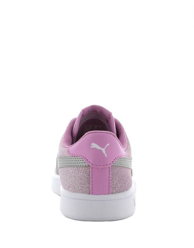 PUMA Smash V2 Glitz Glam Pink - 4
