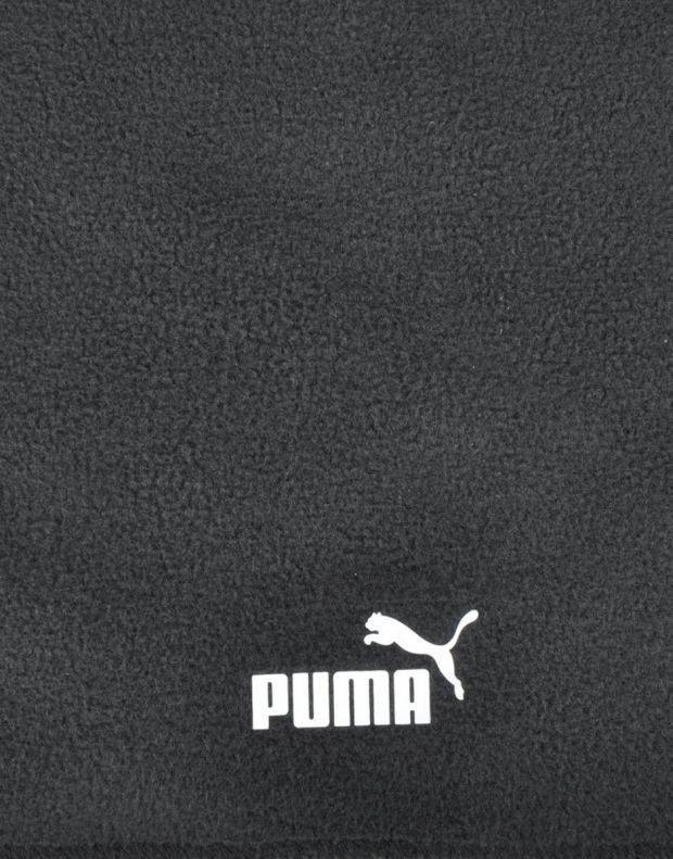 PUMA Snow Fleece Scarf Black - 053078-01 - 2