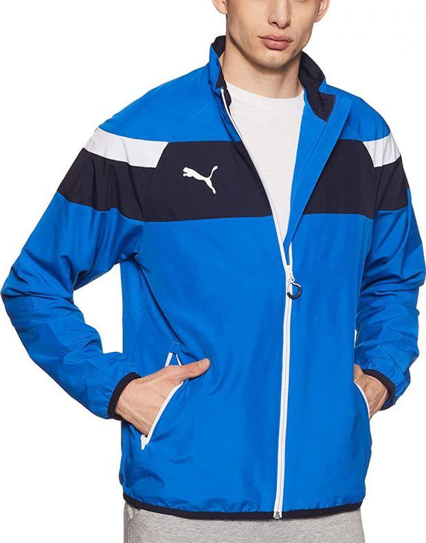 PUMA Spirit II Jacket Blue - 1