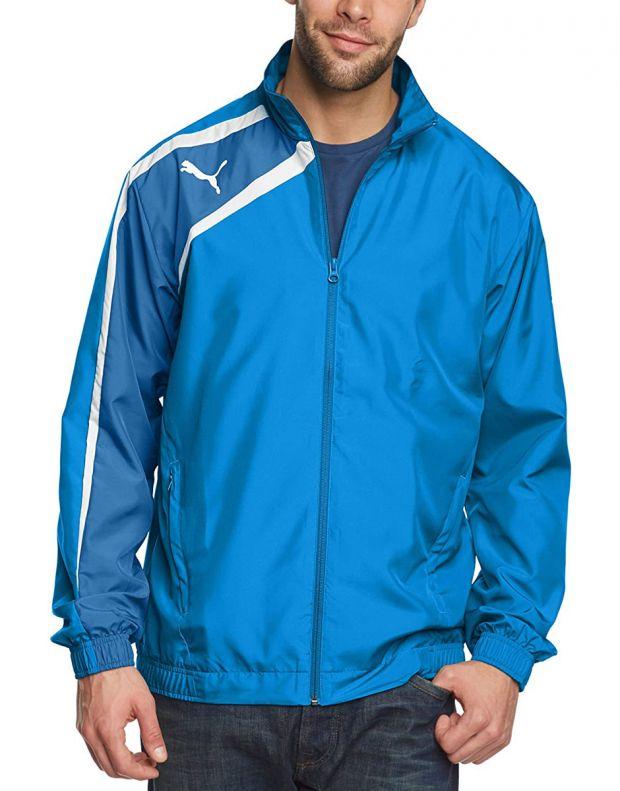 PUMA Spirit Rain Jacket Blue - 653593-02 - 1