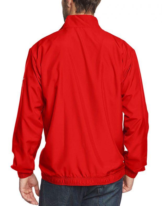 PUMA Spirit Rain Jacket Red - 653593-01 - 2
