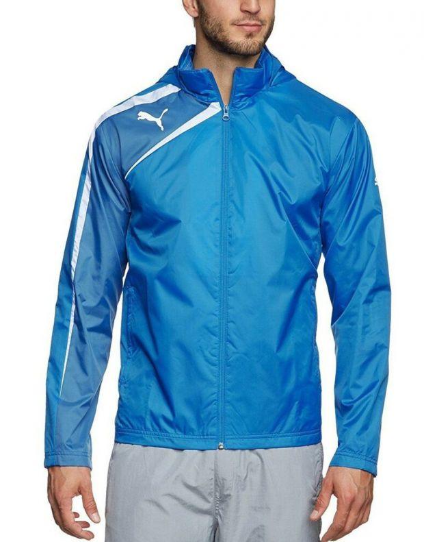 PUMA Spirit Woven Jacket Blue - 653584-02 - 1