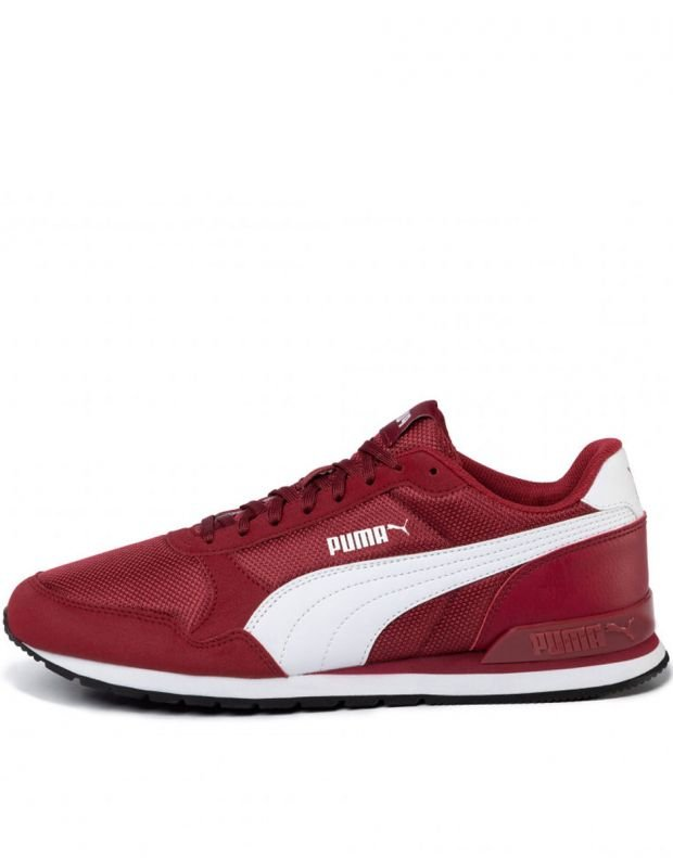 PUMA St Runner V2 Mesh Red - 366811-07 - 1
