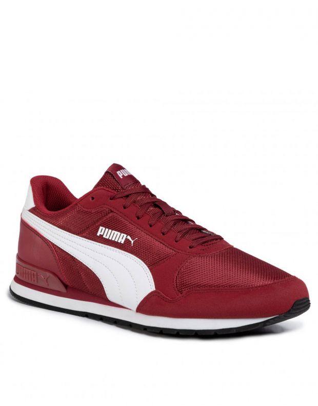PUMA St Runner V2 Mesh Red - 366811-07 - 2