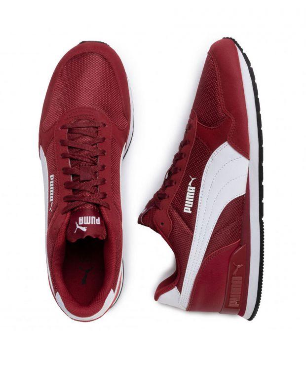 PUMA St Runner V2 Mesh Red - 366811-07 - 4