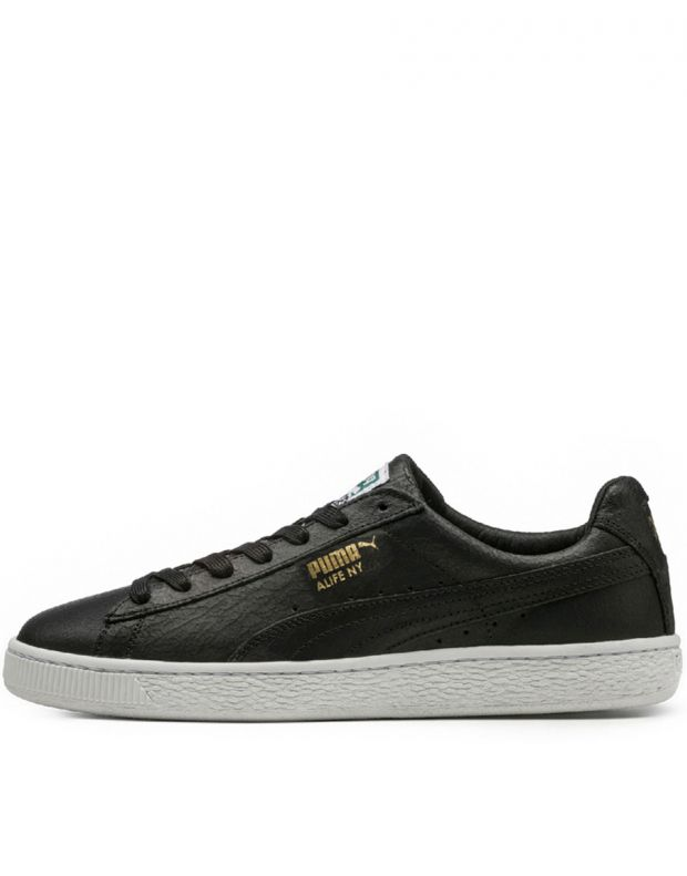PUMA States X Alife Marble Sneakers Black - 360752-02 - 1