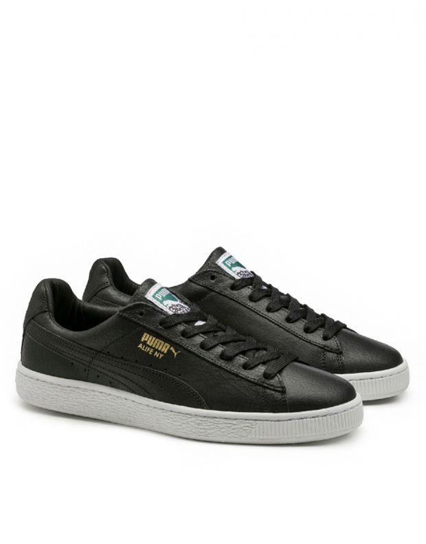 PUMA States X Alife Marble Sneakers Black - 360752-02 - 2