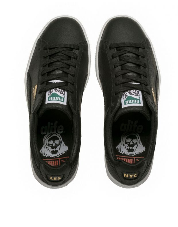 PUMA States X Alife Marble Sneakers Black - 360752-02 - 3