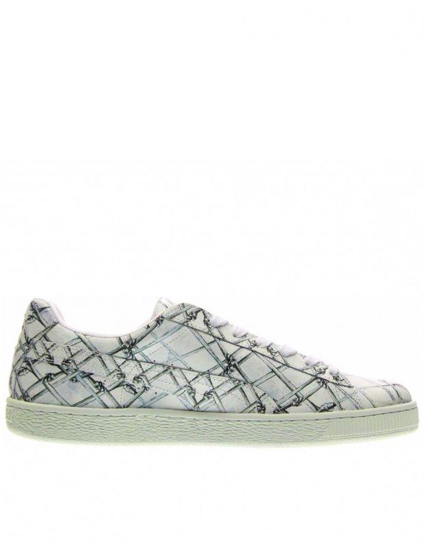PUMA States X Swash Bones Sneakers White - 360710-01 - 2