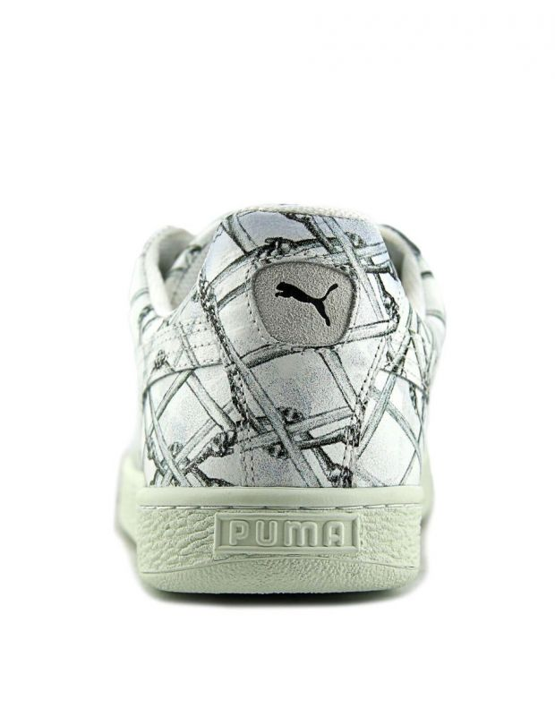 PUMA States X Swash Bones Sneakers White - 360710-01 - 5