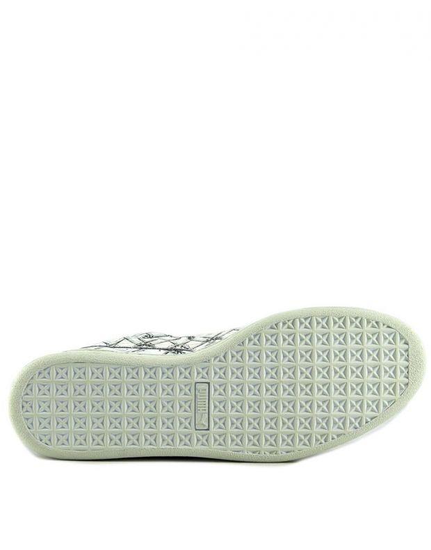 PUMA States X Swash Bones Sneakers White - 360710-01 - 6