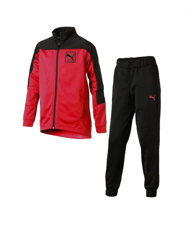 PUMA Style Poly Track Suit - 853589-02 - 1