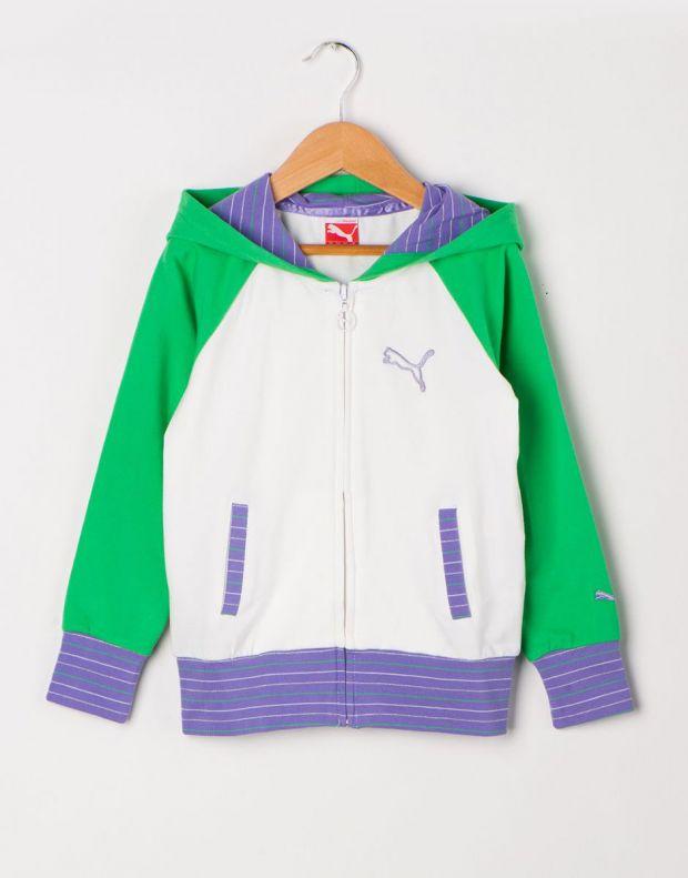 PUMA Sweat Hood Suit Multicolour White - 817810-01 - 2