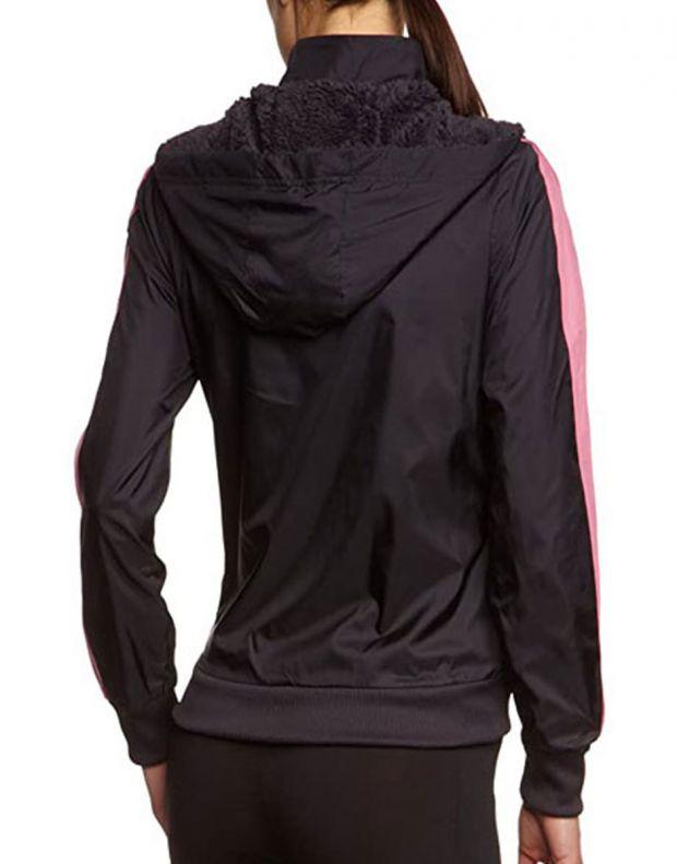 PUMA T7 Windbreaker Jacket Black - 562168-01 - 2