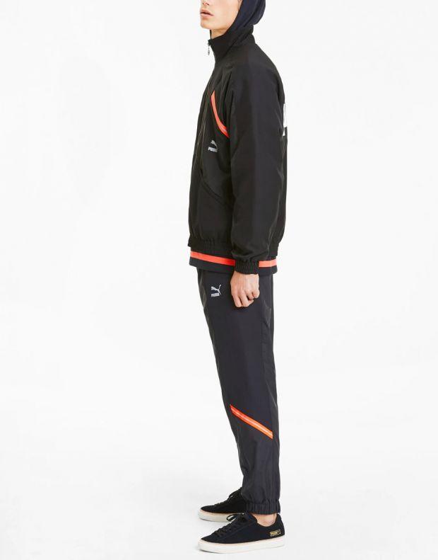 PUMA Tailored for Sport Jacket Black - 596464-01 - 4