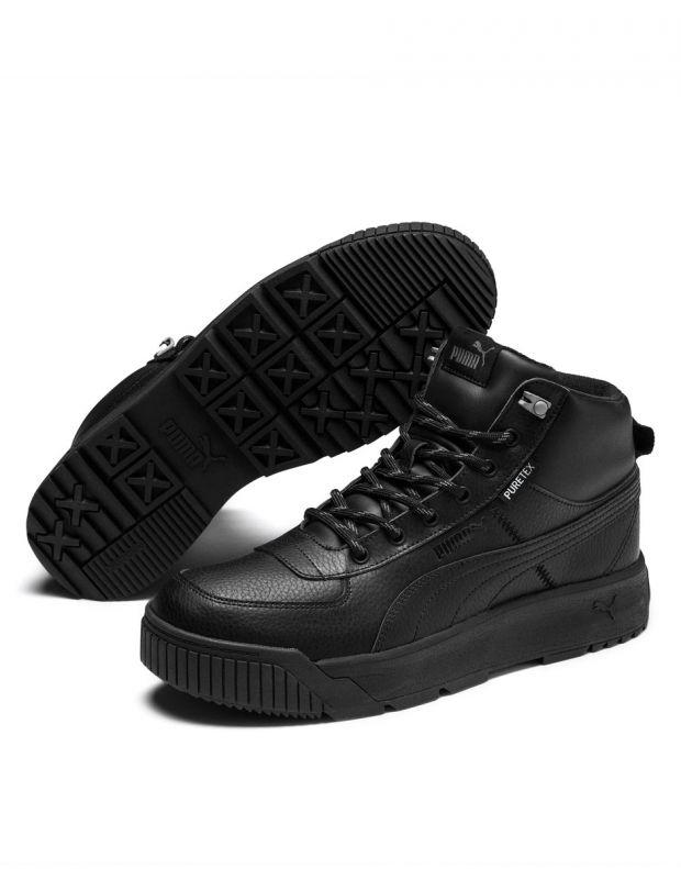 PUMA Tarrenz Pure-Tex Sneaker Boots All Black - 4