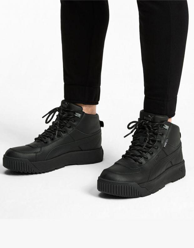 PUMA Tarrenz Pure-Tex Sneaker Boots All Black - 7