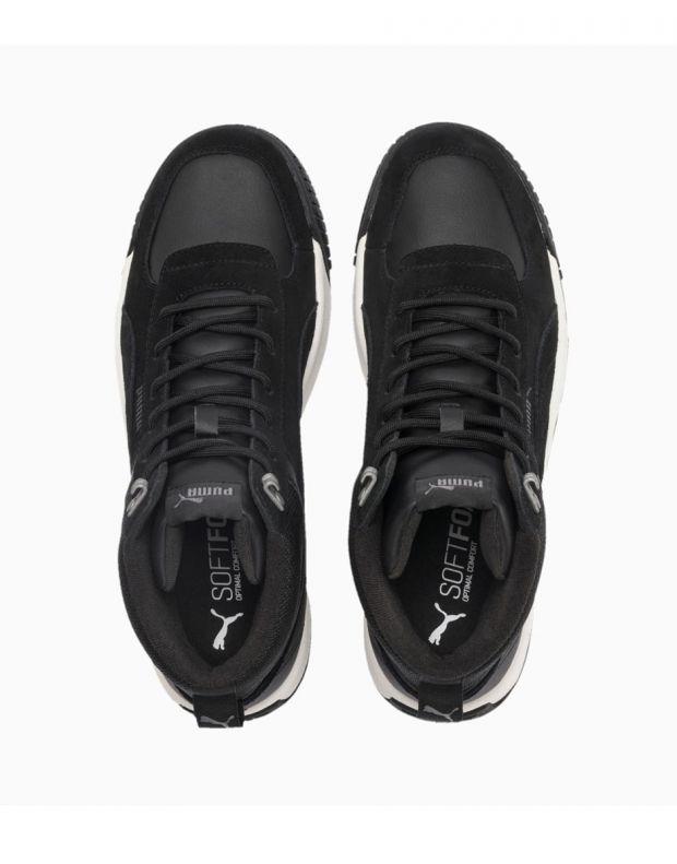 PUMA Tarrenz Sneaker Boots Black - 370551-01 - 3