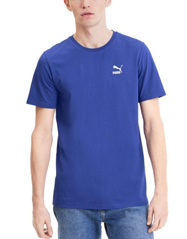 PUMA Tfs Dazzling Tee Blue - 597167-89 - 1