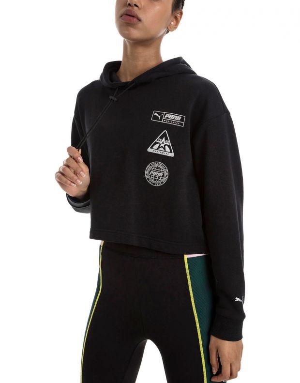 PUMA Trailblazer Hoodie Black - 578034-01 - 1