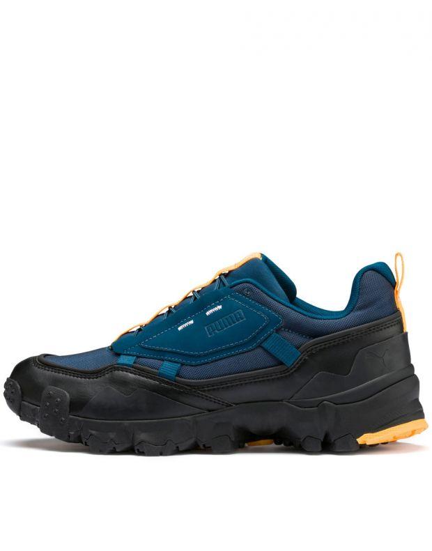 PUMA Trailfox Overland MTS Trainers Blue - 370772-02 - 1