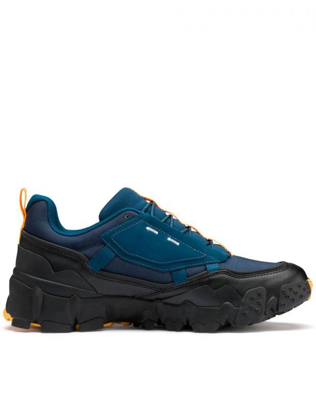 PUMA Trailfox Overland MTS Trainers Blue - 370772-02 - 2