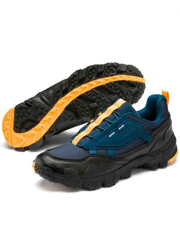 PUMA Trailfox Overland MTS Trainers Blue - 370772-02 - 3
