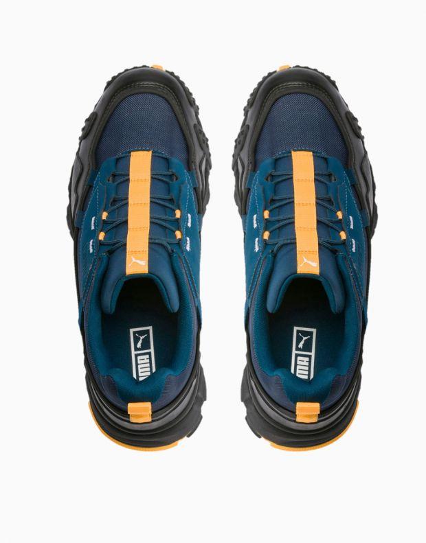 PUMA Trailfox Overland MTS Trainers Blue - 370772-02 - 5