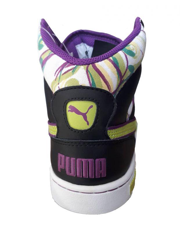 PUMA Unlimited Hi Canvas Swirl - 4