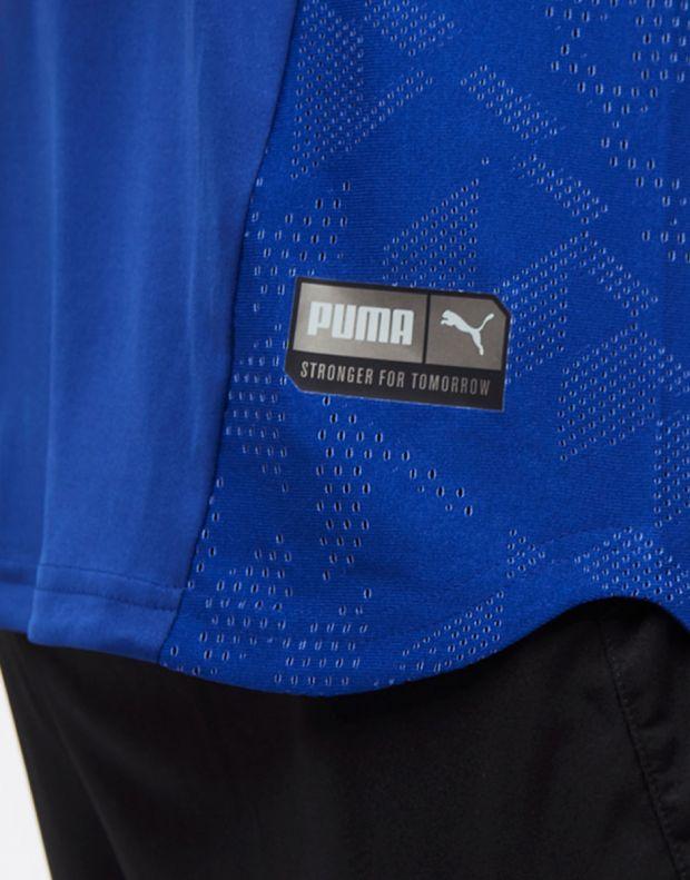 PUMA Vent Tee Blue - 516857-07 - 3