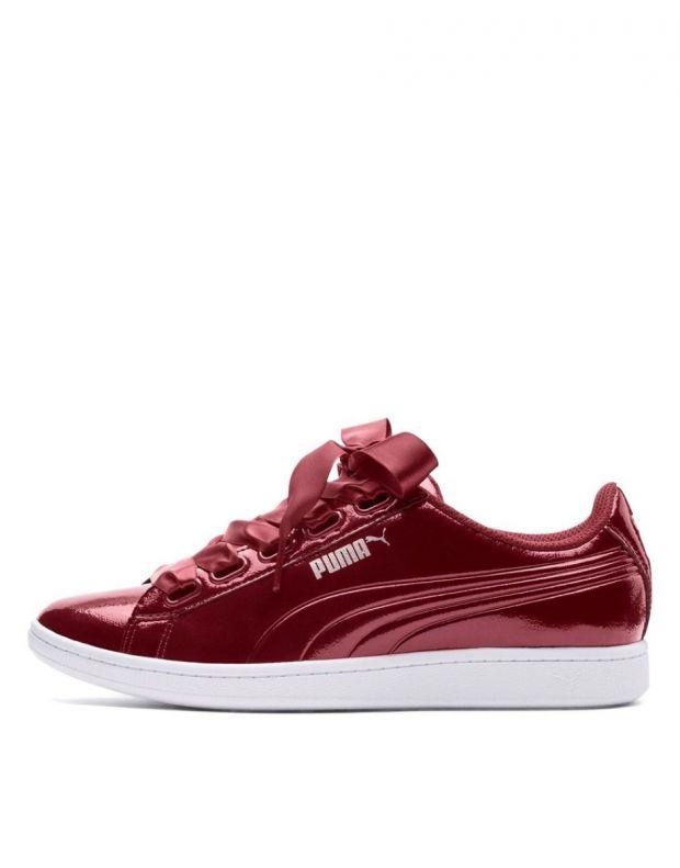 PUMA Vikky Ribbon Sneakers Red - 366417-04 - 1