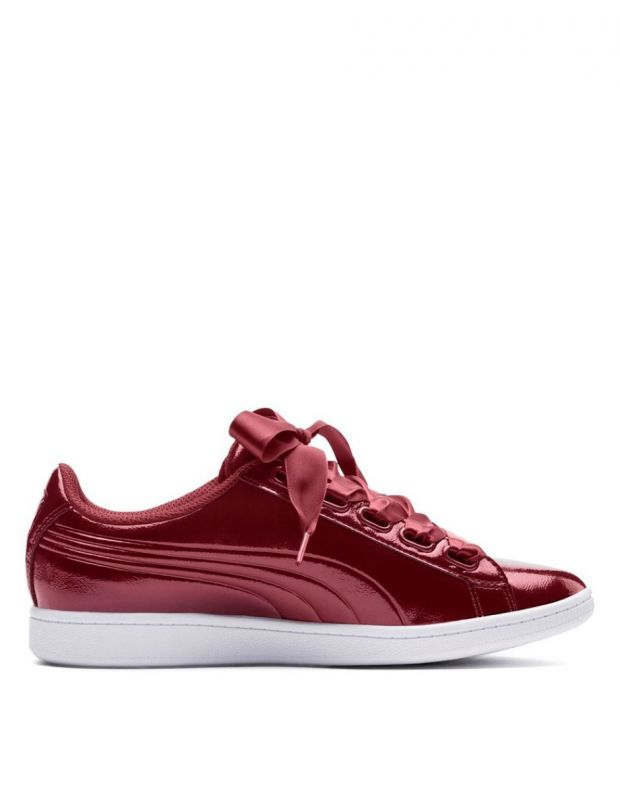 PUMA Vikky Ribbon Sneakers Red - 366417-04 - 2