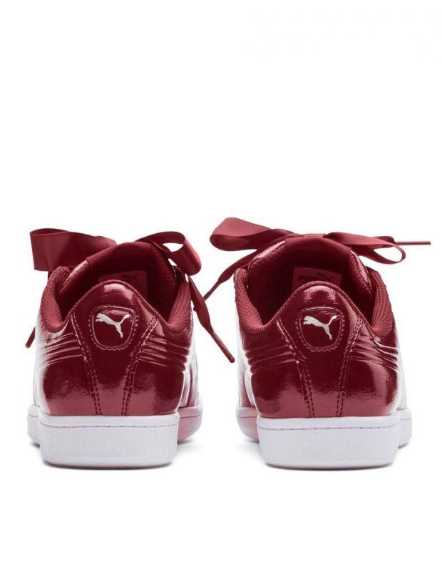 PUMA Vikky Ribbon Sneakers Red - 366417-04 - 4