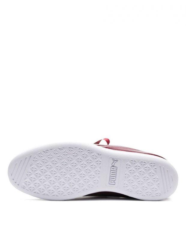 PUMA Vikky Ribbon Sneakers Red - 366417-04 - 6