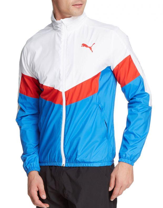 PUMA Windbreaker CB Jacket Blue - 581231-41 - 1