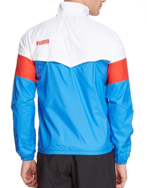 PUMA Windbreaker CB Jacket Blue - 581231-41 - 2