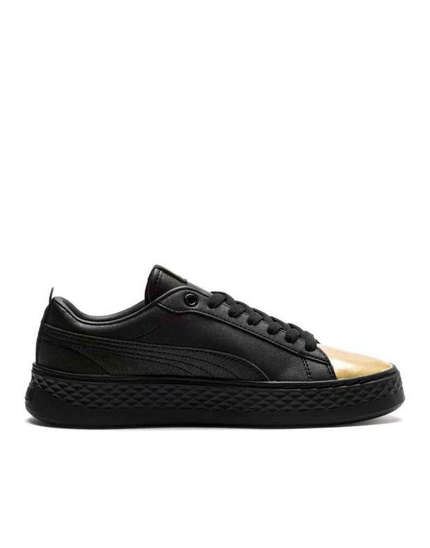 PUMA Wns Smash Platform Sneakers Black - 2