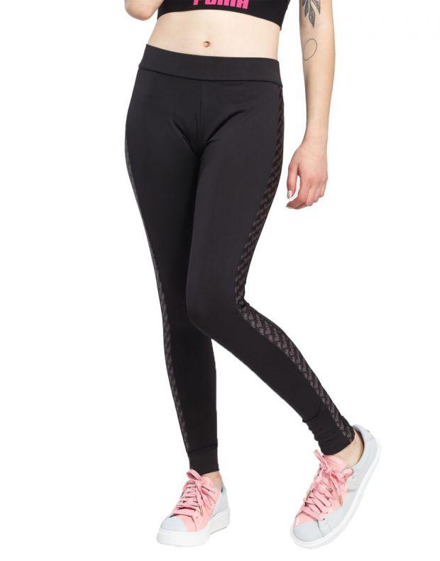 PUMA X Barbie Casual Leggings Black - 576767-01 - 1