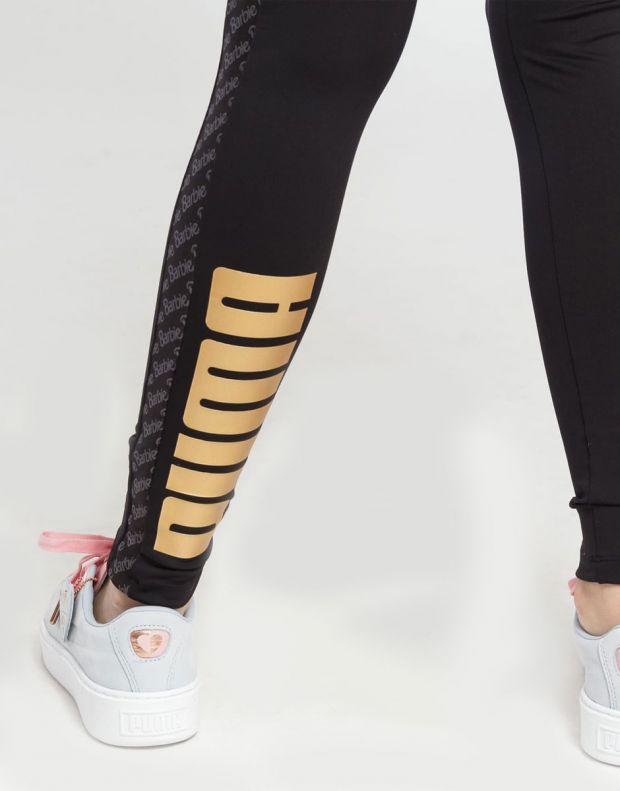 PUMA X Barbie Casual Leggings Black - 576767-01 - 6