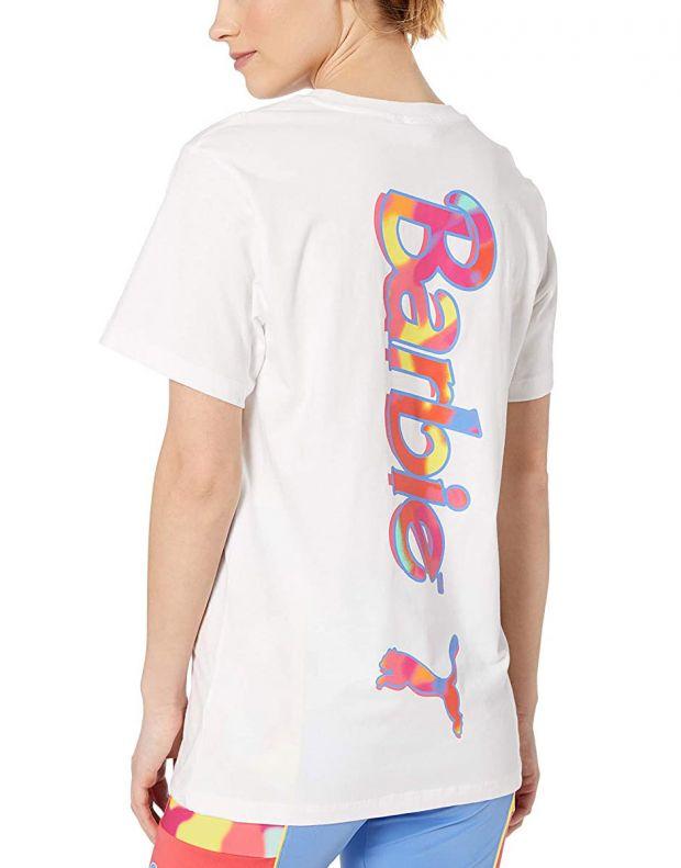 PUMA X Barbie Tee White - 579687-02 - 2