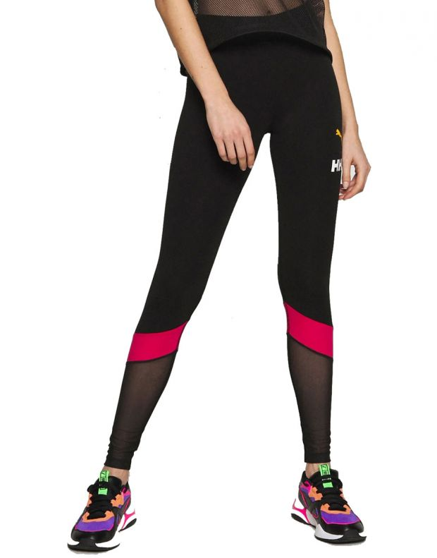 PUMA X Helly Hansen Leggings Black - 597152-01 - 1