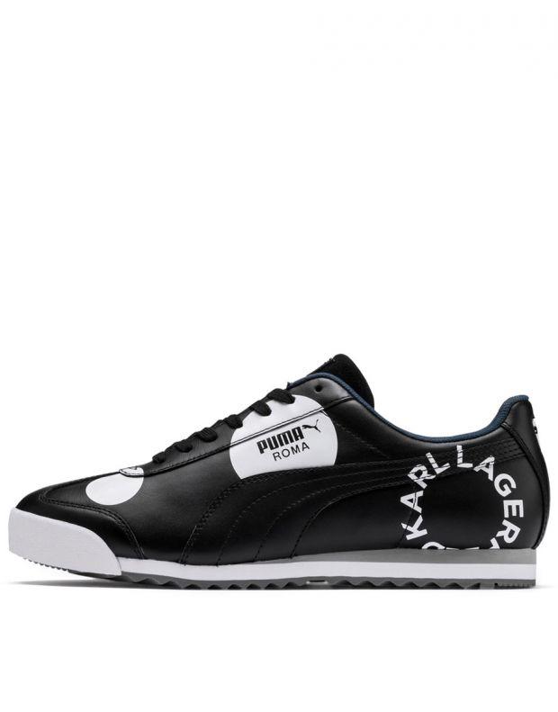 PUMA X Karl Lagerfeld Roma Polkadot Black - 371234-01 - 1