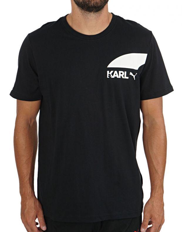PUMA X Karl Lagerfeld Tee Black - 595682-01 - 1