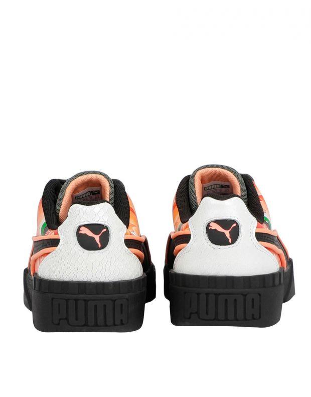 PUMA X Sue Tsai Cali Peonies Camo Black - 369388-01 - 4
